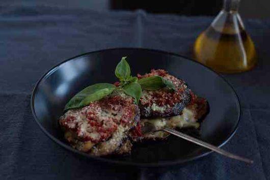 Eggplant Parmesan (melanzane alla parmigiana) - Sicilia / Campania, Antipasto