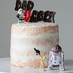 DAD U ROCK Cake