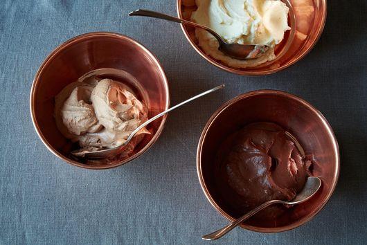 Milk Chocolate Whipped Cream