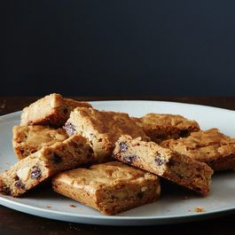 Blondies, Brownies. by Shalini