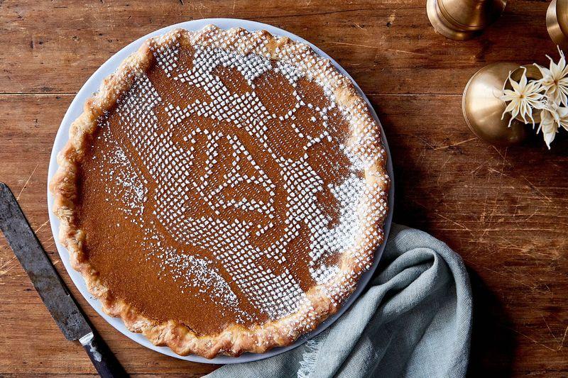 Pumpkin Sugar Pie