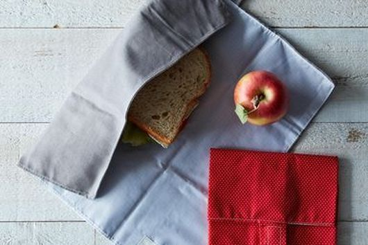 A New Way to Wrap Sandwiches