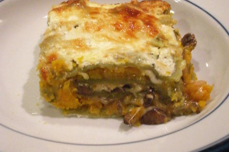 Roasted Butternut Squash Lasagne Recipe on Food52