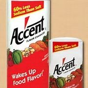 I love accent, but my family has a problem with it. They won't buy any and told me to msake my own. How do you do that?