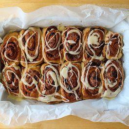 Grandma Bercher's Cinnamon Rolls