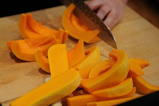 How to Peel & Prep Butternut Squash