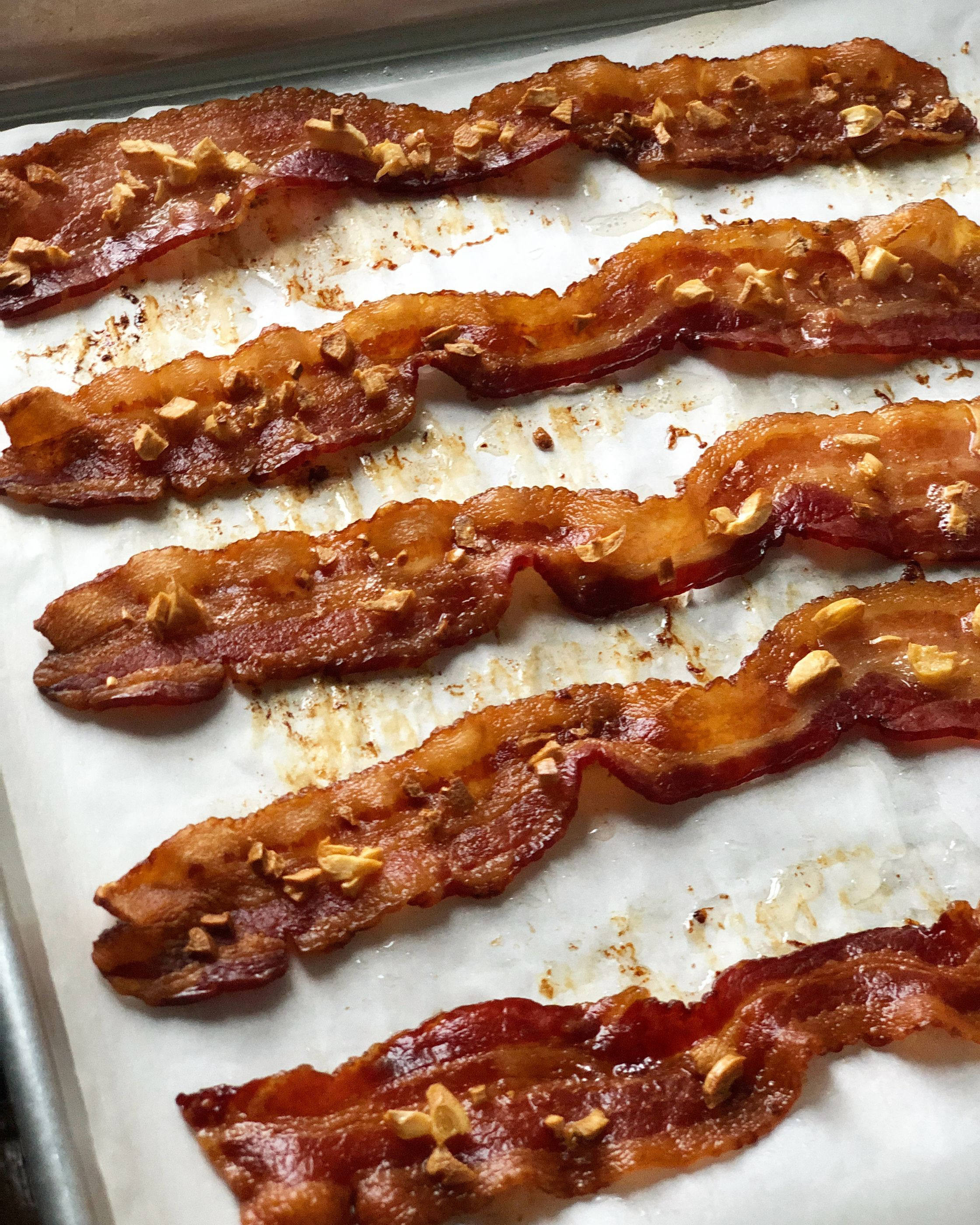 For Even Better Bacon, Chrissy Teigen Does This