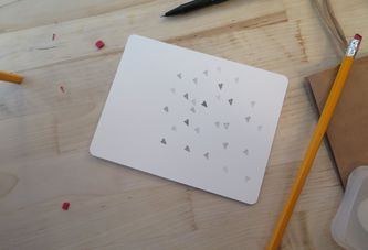 "Make DIY Heart Stamps Faster Than You Can Say ""I Love You"""