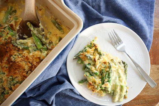 Easy Asparagus Casserole