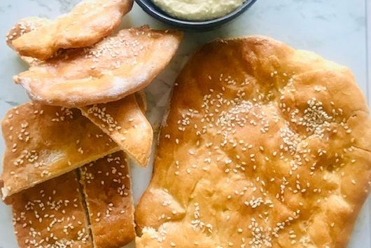 Pide (Turkish Flat Bread)