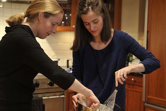 Amanda and Merrill's Rice Pudding Video