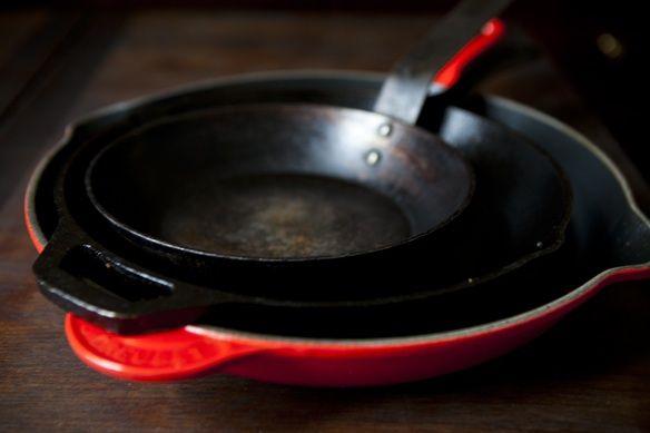 Pans on Food52