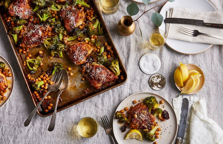 Our 10 Most Popular Sheet-Pan Recipes for Speedy, Streamlined Meals