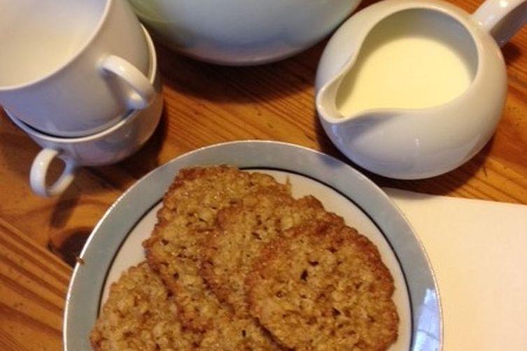 Oatmeal Brown Sugar Crisps