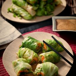 Lettuce wraps by Martha