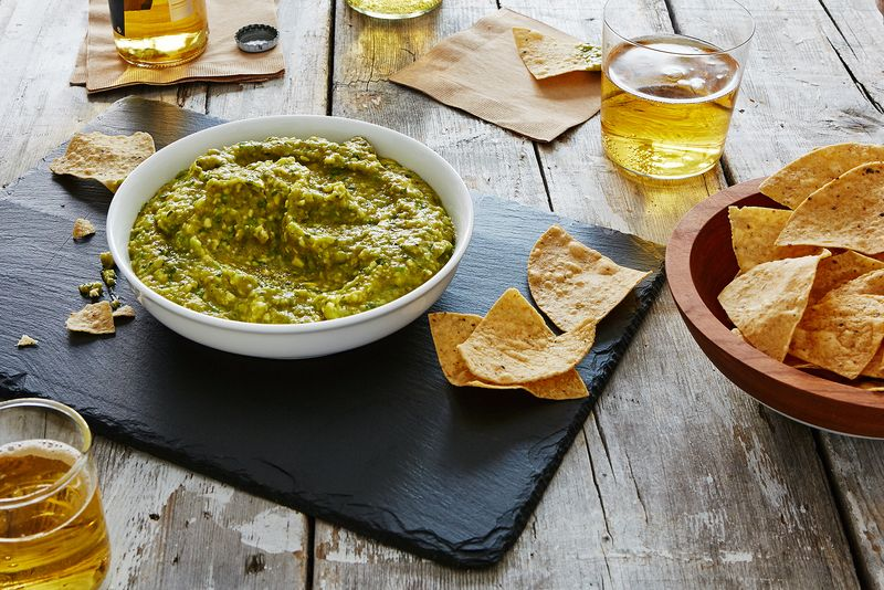 Roasted Salsa Verde