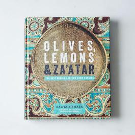 Olives, Lemons, & Za'atar, Signed Copy
