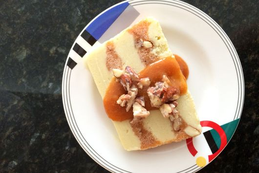 Almond & Apricot Frozen Terrine