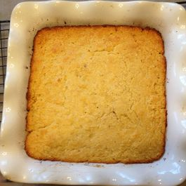 Super Easy Brown Butter Cornbread