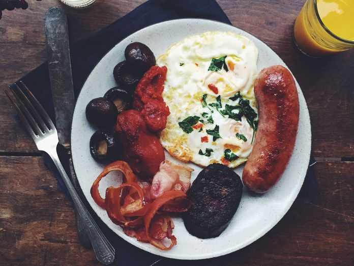 Why Breakfast is Better in the U.K.