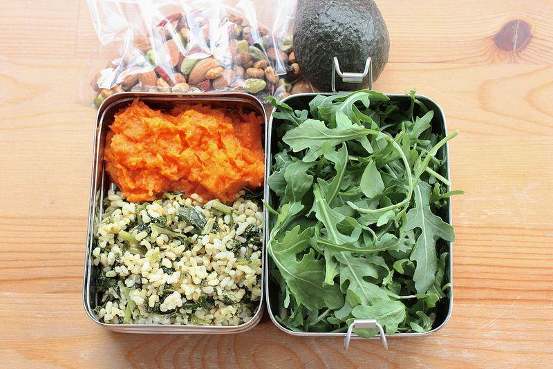 Vegan Lunch on Food52