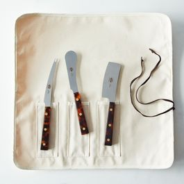 Berti Cheese Knives (Set of 3)