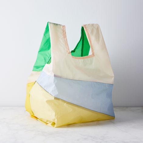 Six Color Reusable Grocery Bag