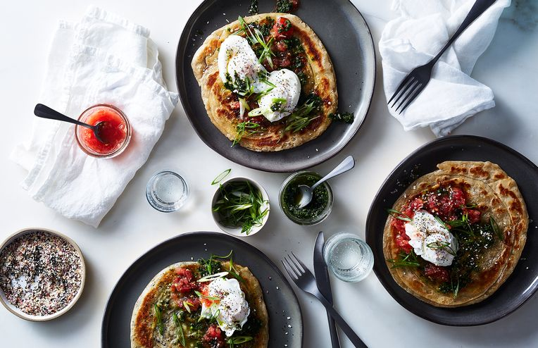 The Buttery, Flaky Flatbread We're Addicted To