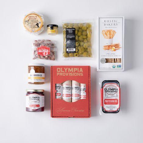 Olympia Provisions European Entertainer Gift Box