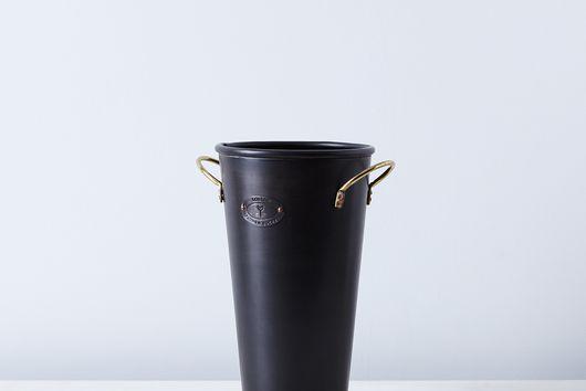 Metal Flower Bucket