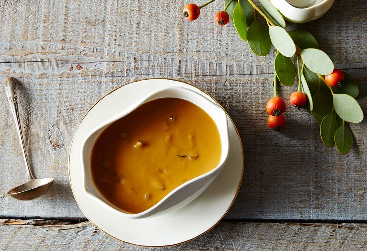 The 1-2-3 Gravy You Can (& Should) Make in Advance