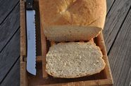 Savory Cooked Rice Sandwich Bread