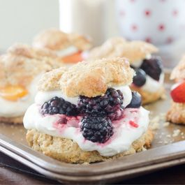 The Perfect Shortcake Recipe
