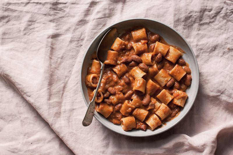 The Pasta and Beans Dish That'll Have You Say