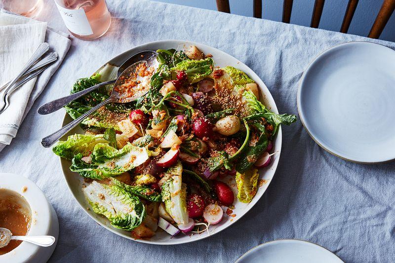 This Genius Radish Salad Holds the Keys to Less-Boring Salads Always