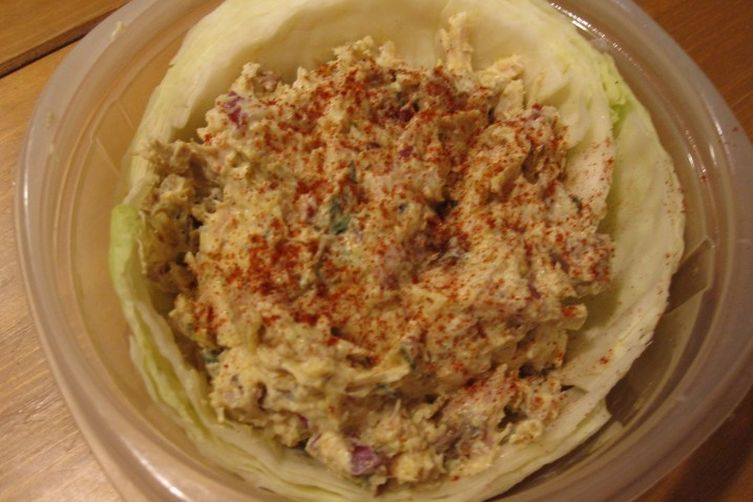 Curry Chicken Salad with Thyme