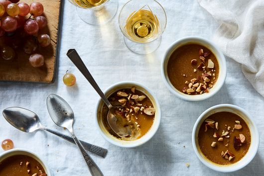 Butterscotch Pudding Meets Creme Brûlée (but Skips a Few Steps)
