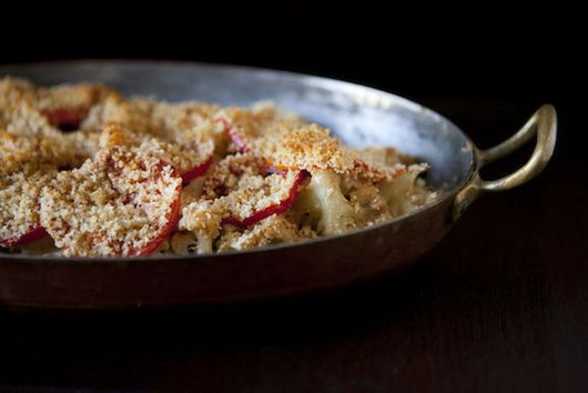 Rustic Cauliflower Bake