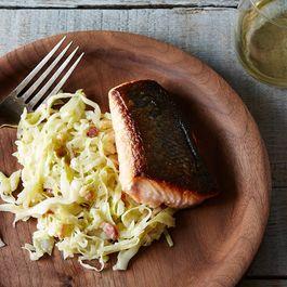 Russ Parsons' Crisp-Skinned Salmon