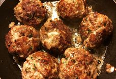 Stuffed Meatballs