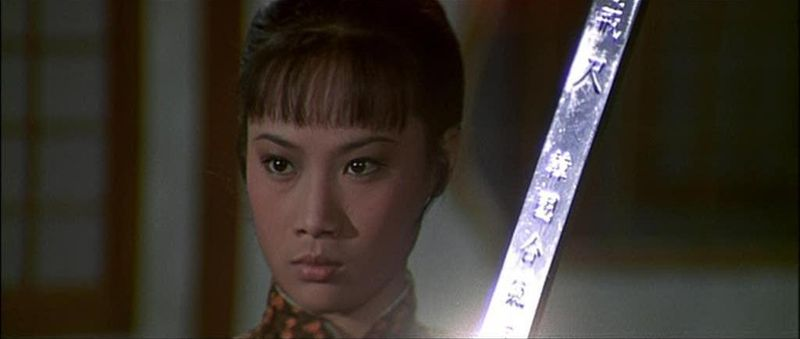 Angela Mao in 'Hapkido' (1972).