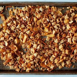 How to Make Snack Mix Without a Recipe, Savory or Sweet