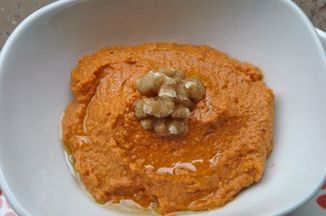 7dddfad9 1a9a 4a97 ad41 4c91af377ce0  red pepper walnut dip