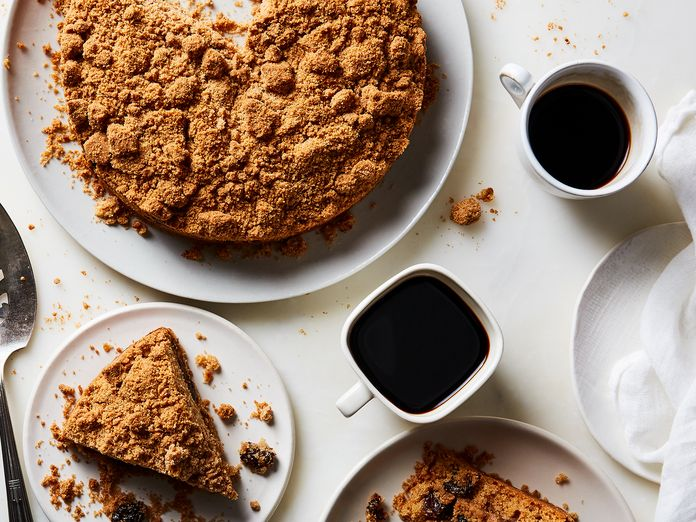 No-Recipe Coffee Cake as Tender, Rich, Sweet, Fruity & Spiced as You Like It