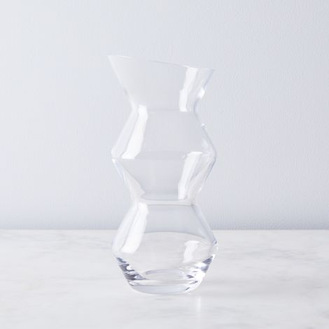 Mouthblown Aerator Carafe