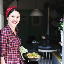 Meet the Woman Who's Making Us Love Ukrainian Food