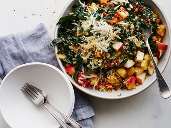 17 Fall Grain Bowls Just as Comforting as Soup