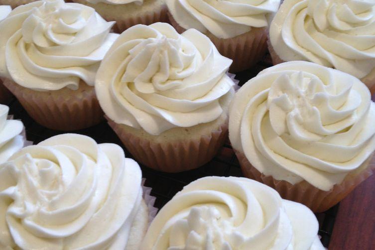 Perfect Coconut Cupcakes