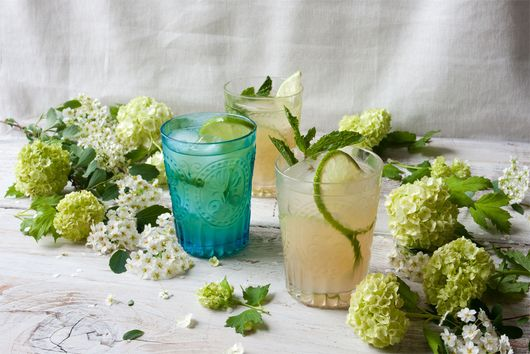 Minty Ginger Limeade