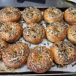 James' Tried-and-True Bagels
